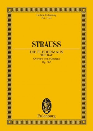Johann Strauss II: Die Fledermaus op. 362 Product Image
