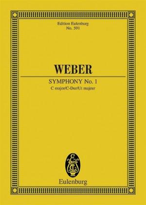 Weber: Symphony No. 1 C major JV 50