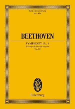 Beethoven, L v: Symphony No. 4 Bb major op. 60