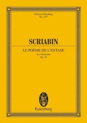 Scriabin: Le Poème de l'extase op. 54