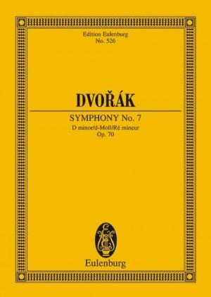 Dvorák, A: Symphony No. 7 D minor op. 70 B 141