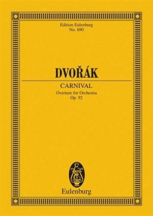 Dvorák, A: Carnival op. 92 B 169