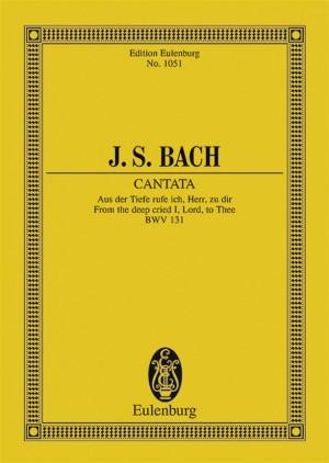 Bach, J S: Cantata No. 131 (Psalm 130) BWV 131