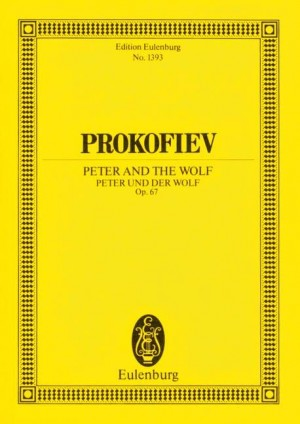 Prokofieff, S: Peter and the Wolf op. 67 Product Image