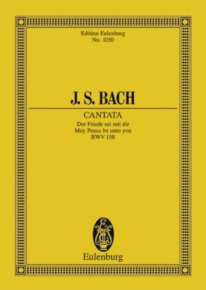 Bach, J S: Cantata No. 158 BWV 158