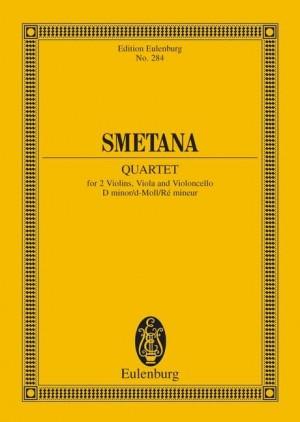Smetana: String Quartet D minor