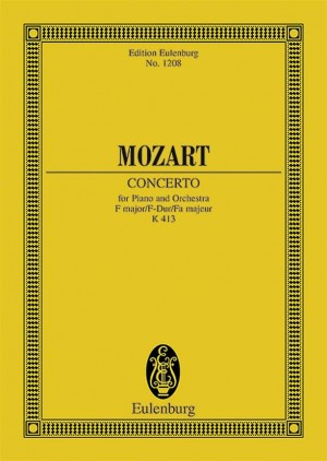 Mozart, W A: Concerto No. 11 F major KV 413