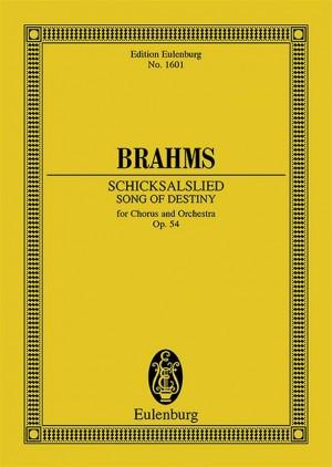 Brahms, J: Schicksalslied (Song of Destiny) op. 54