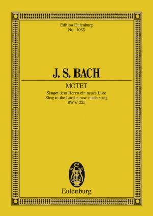 Bach, J S: Singet dem Herrn BWV 225