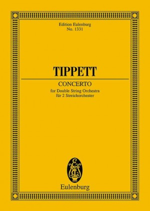 Tippett, M: Concerto for Double String Orchestra