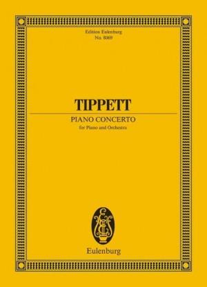 Tippett, M: Piano Concerto