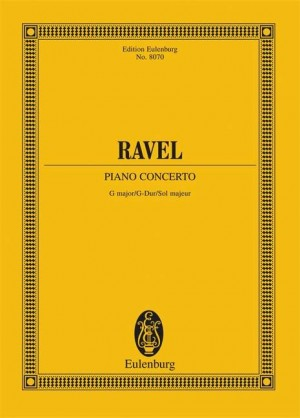 Ravel, M: Piano Concerto G major
