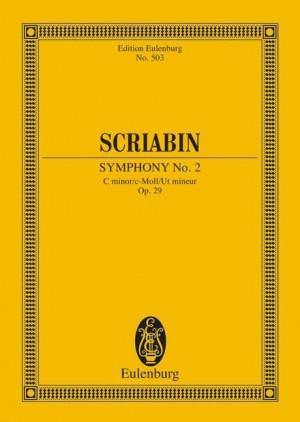Scriabin: Symphony No. 2 C minor op. 29