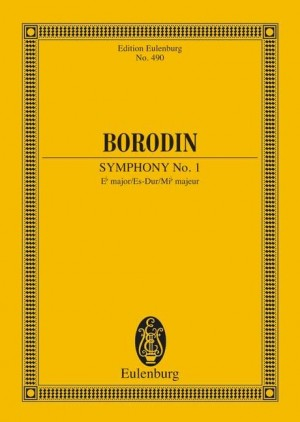 Borodin, A: Symphony No. 1 Eb major