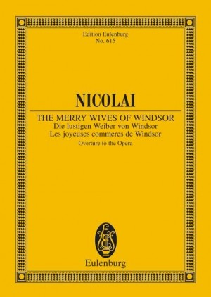 Nicolai, O: The Merry Wives of Windsor
