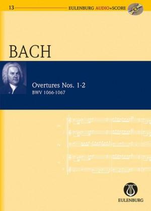 Bach, JS: Overtures Nos. 1-2 BWV 1066-1067