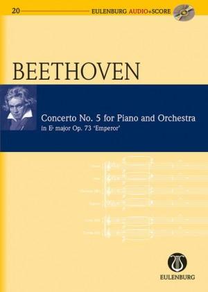 Beethoven: Piano Concerto No. 5 in Eb major op. 73 (Emperor)