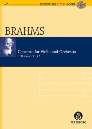 Brahms: Violin Concerto in D major op. 77