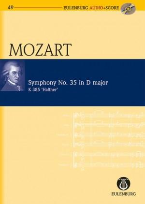 Mozart: Symphony No. 35 in D major K385 (Haffner)