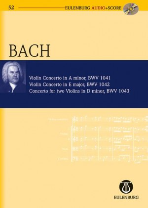 Bach, JS: Violin Concertos and Concerto for two Violins BWV 1041/1042/1043