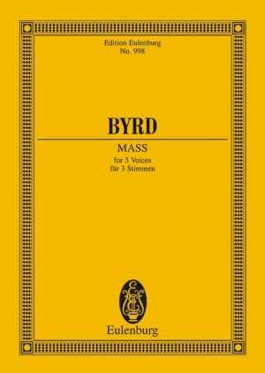 Byrd, W: Mass in F major