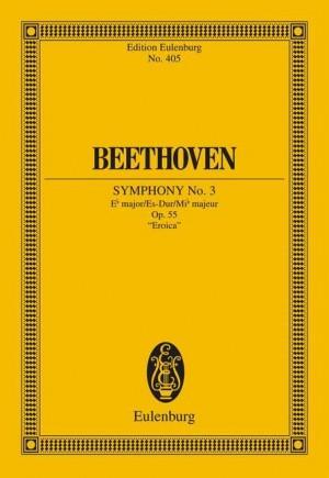Beethoven, L v: Symphony No. 3 Eb major op. 55