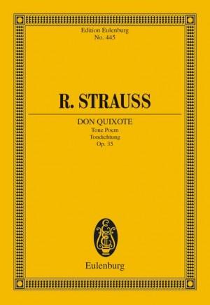 Strauss, R: Don Quixote op. 35