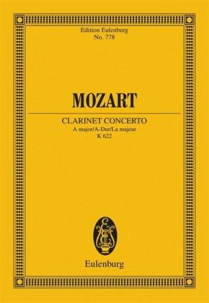 Mozart, W A: Concerto A major KV 622