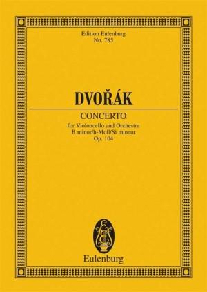 Dvorák, A: Concerto B Minor op. 104 B 191