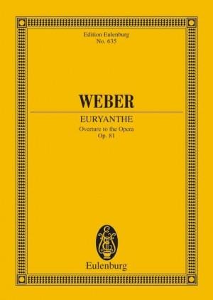 Weber: Euryanthe op. 81 JV 291