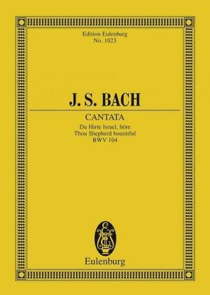 Bach, J S: Cantata No. 104 (Dominica Misericordias Domini) BWV 104