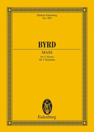 Byrd, W: Mass in D minor