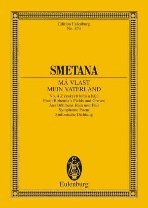 Smetana: Z českých luhů a hájů [From Bohemia's Woods and Fields] (miniature score)