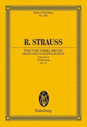 Strauss, R: Tod und Verklärung (Death and Transfiguration) op. 24