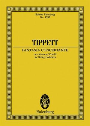 Tippett, M: Fantasia Concertante on a Theme of Corelli