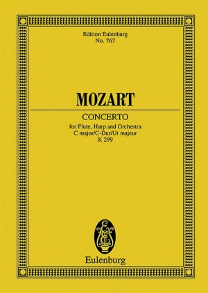 Mozart, W A: Concerto C major KV 299