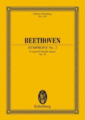 Beethoven, L v: Symphony No. 2 D major op. 36
