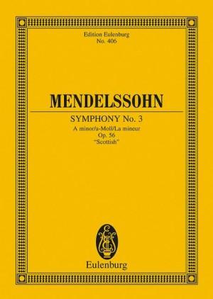 Mendelssohn: Symphony No. 3 A minor op. 56