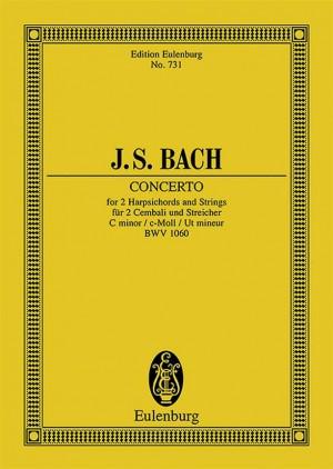 Bach, J S: Concerto C minor BWV 1060