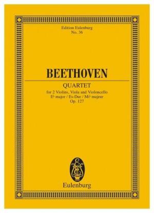 Beethoven, L v: String Quartet Eb major op. 127