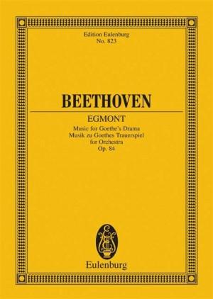 Beethoven, L v: Egmont op. 84
