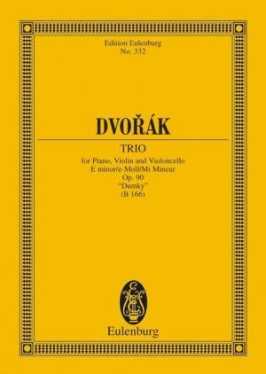 Dvorák, A: Piano Trio E minor op. 90 B 166