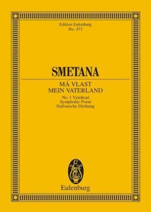 Smetana: Vyšehrad (miniature score)