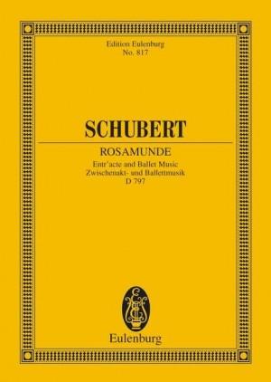 Schubert, F: Rosamunde op. 26 D 797