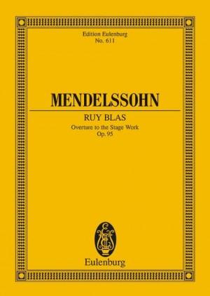 Mendelssohn: Ruy Blas op. 95