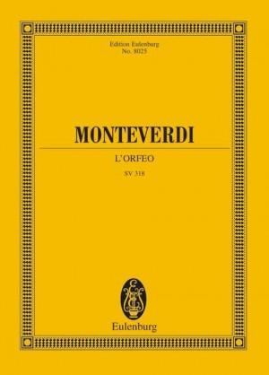 Monteverdi, C: L'Orfeo SV 318
