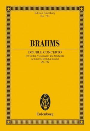 Brahms, J: Double Concerto A minor op. 102