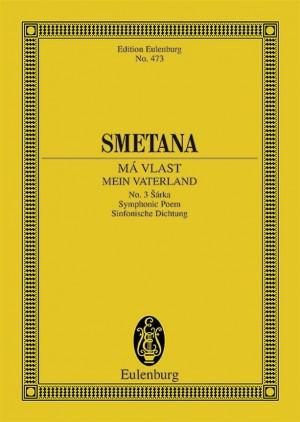 Smetana: Šárka (miniature score)