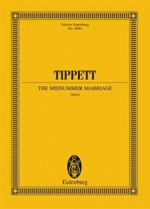Tippett, M: The Midsummer Marriage