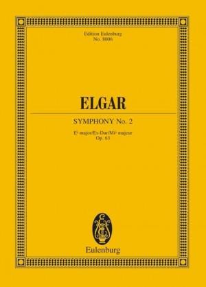 Elgar, E: Symphony No. 2 Eb major op. 63